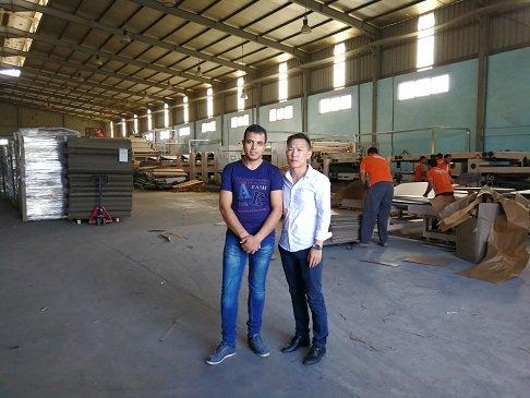 埃及瓦楞纸厂